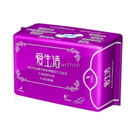 iLife - Sanitary Napkins (Extra Long) 负离子卫生棉