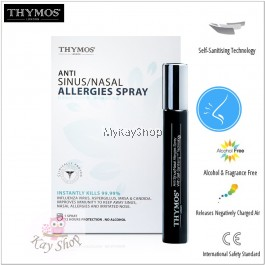 THYMOS ANTI SINUS / NASAL ALLERGIES SPRAY