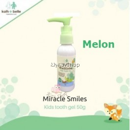 Kath + Belle Miracle Smiles Kids Tooth Gel