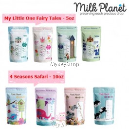 Milk Planet Premium BreastMilk Storage Bag