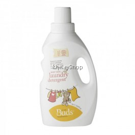 BUDS Baby Safe Laundry Detergent - 1000ml