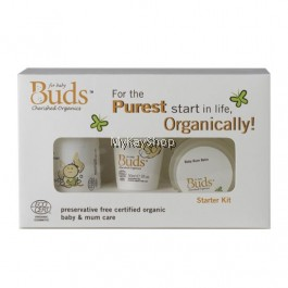 BUDS Cherished Organics Starter Kit 3 Packs