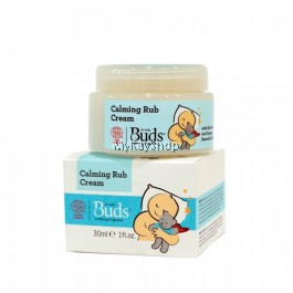 BUDS Calming Rub Cream - 30ml