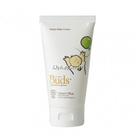 BUDS Cherished Organics:Happy Baby Cream - 150ml