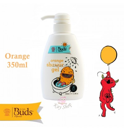 BUDS Shower Gel - 350ml