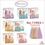 Autumnz - Double ZipLock Breastmilk Storage Bag (28 bags) 3.5oz/5oz/7oz/10oz/12oz