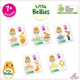 LITTLE BELLIES Organic Superfood Baby Snacks (12g)