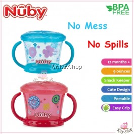Nuby Pinpoint Snack Keeper