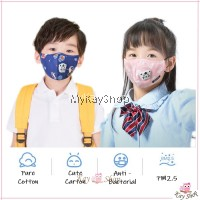 WeCan KIDS Antibacteria Reusable Face Mask N95 PM2.5 Protection-Haze