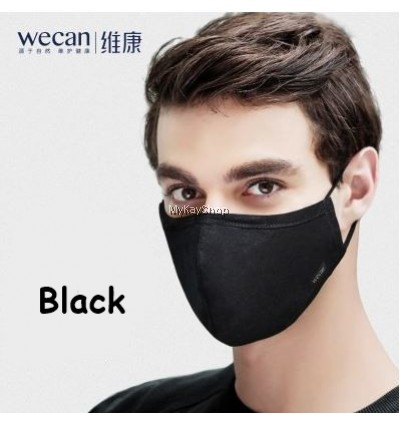 WECAN PM2.5 Protective Face mask with N95 Filter for Adult