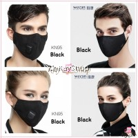 WECAN PM2.5 Protective Facemask with N95 Filter for Adult