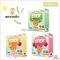 Natufoodies Sticks 50g ( Expiry date: Feb-2021)