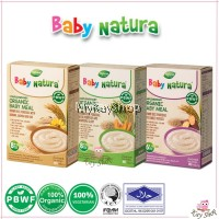 Baby Natura Organic Brown Rice Porridge (16g x 5) - HALAL