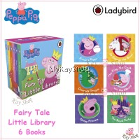 Peppa Pig - Fairy Tale Little Library