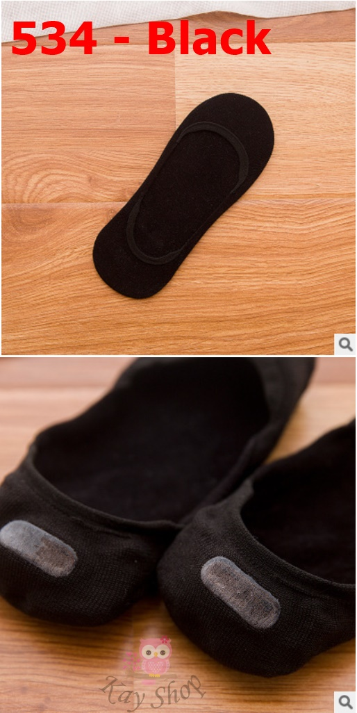 Korean Style Women's Invisible socks